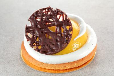 Tartelette martiniquaise | Pâtisseries | Pâtisserie Chocolaterie Raffin