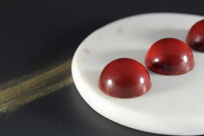 Canneberge et caramel | Chocolats fins | Pâtisserie Chocolaterie Raffin