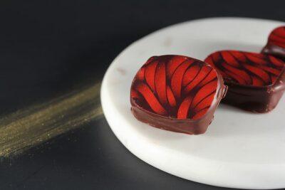 Framboise | Chocolats fins | Pâtisserie Chocolaterie Raffin