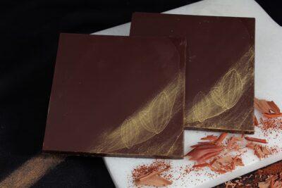 Tablette chocolat St-Domingue 70% | Gourmandises chocolatées | Pâtisserie Chocolaterie Raffin