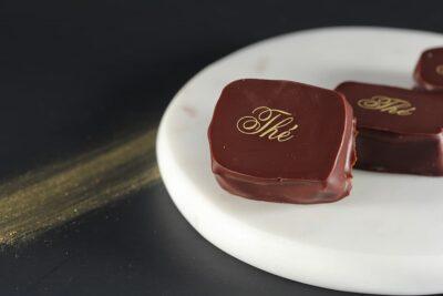 Thé citron vert | Chocolats fins | Pâtisserie Chocolaterie Raffin