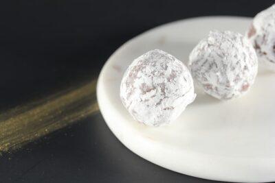 Truffe Amaretto | Chocolats fins | Pâtisserie Chocolaterie Raffin